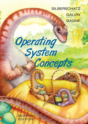 Operating System Concepts by Silberschatz et al